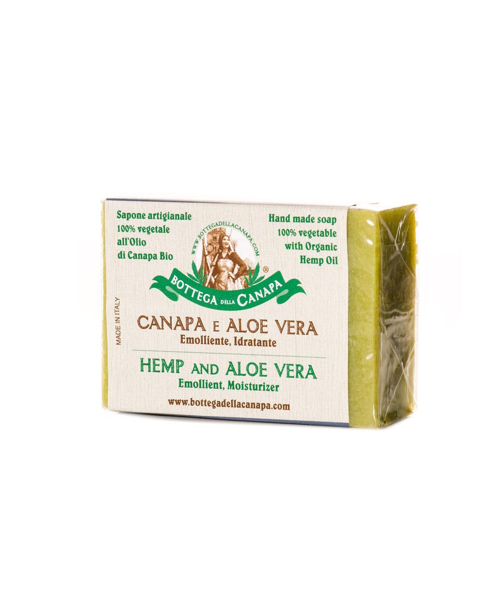 Sapone Aloe Vera BDC